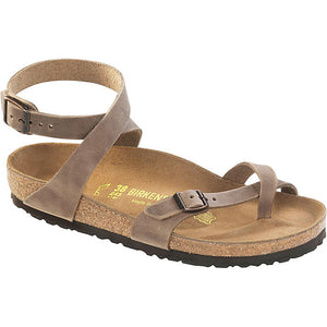 BIRKENSTOCK Yara Classic Footbed Oiled Leather Regular Width for Women