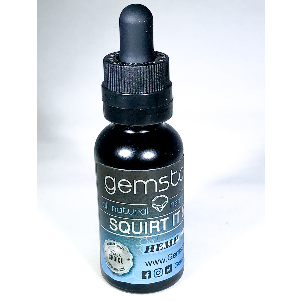 Squirt It CBD Broad Spectrum Tinctures