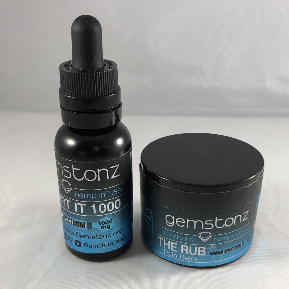 Dynamic Duo CBD bundle