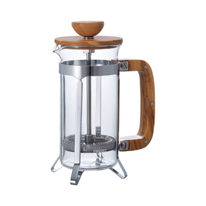 Hario Olivewood Cafépress Coffee and Tea Press - 300ml