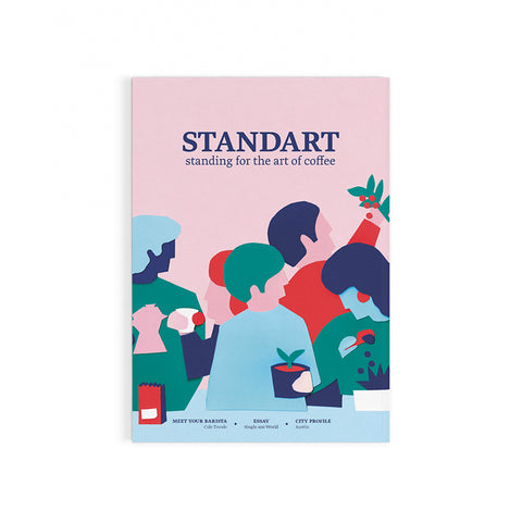 Standart Magazine - 16th Edition