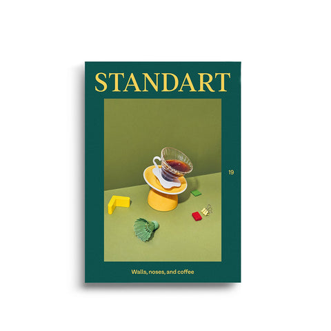 Standart Magazine - 19th Edition