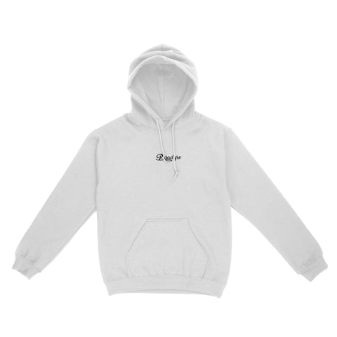 "Paradyse Hoodie ""Embroidered Original Black"""