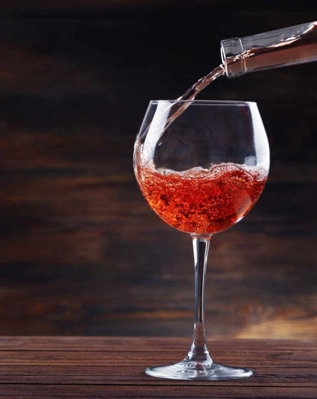 Rosé Wines-Barcino Wine Resto Bar
