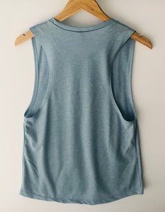Light Weight Women's Muscle Tank