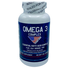Load image into Gallery viewer, Patriot Made Omega 3 Complex