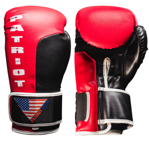 Patriot Made Mesh Boxing Gloves