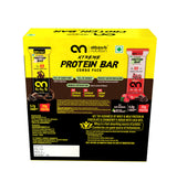 Xtreme Protein Bar Combo Pack, Choco-Bliss & Cranberry, 6 Bars - 60g Each