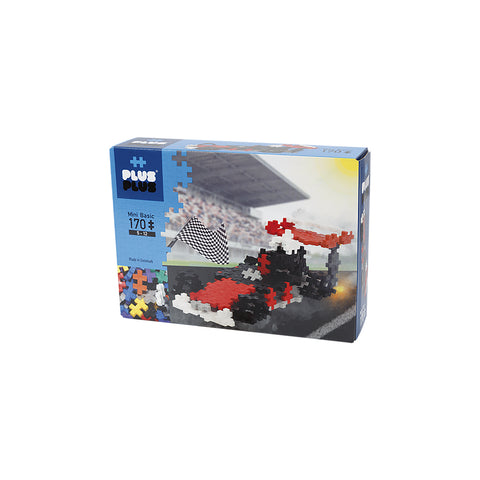 Plus-Plus Racing Car Mini Basic 170 peças