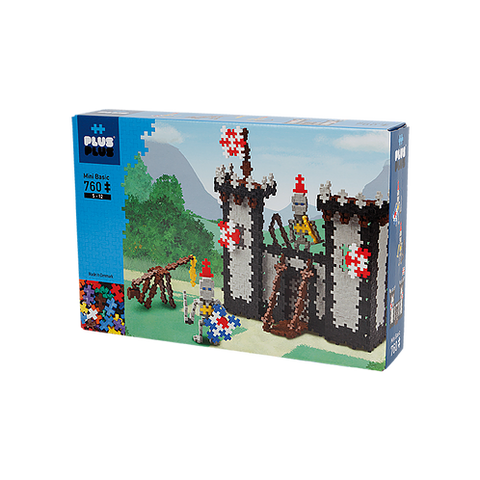 Plus-Plus Knight Castle Mini Basic 760 peças