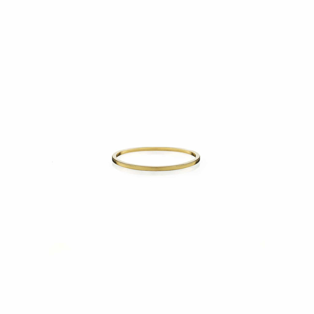 Æ RING - 18 CT GOLD - IDAMARI - 1