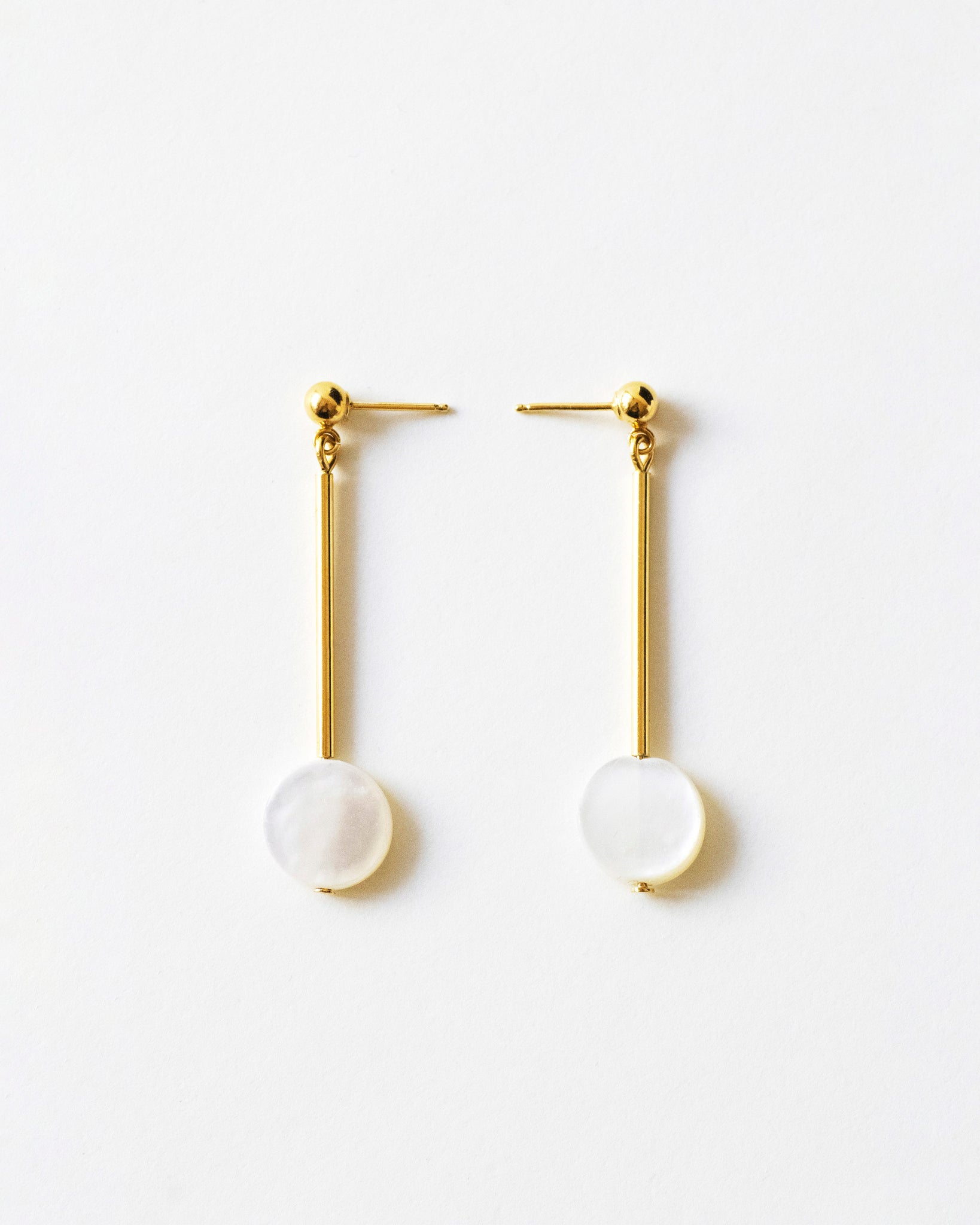 Olivia earrings - IDAMARI