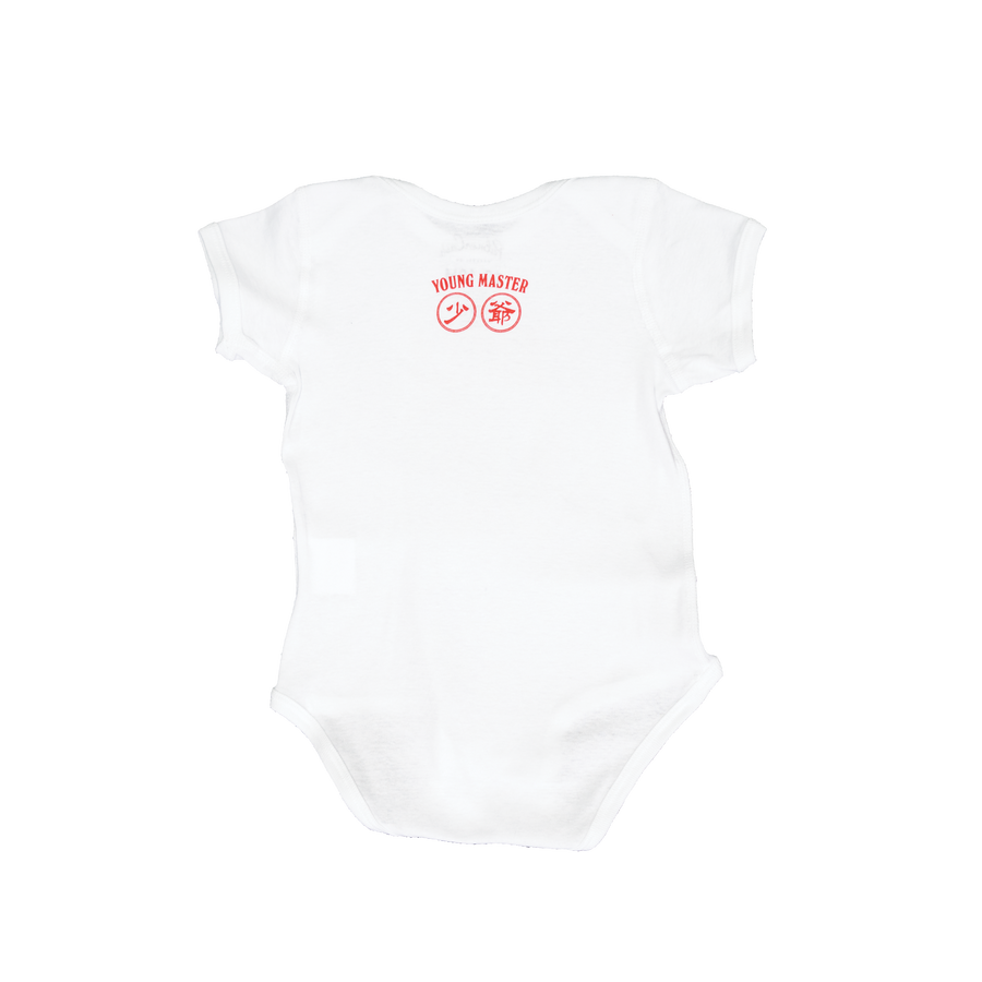 YM White Onesie - Infant