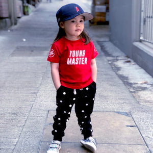 YM Red Tee - Toddlers