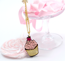 Load image into Gallery viewer, COLLANA MINI CUPCAKE
