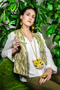 COLLANA TIGER MAXI - malikapeople