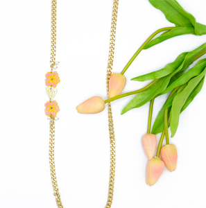 COLLANA HAWAII GOLD - malikapeople