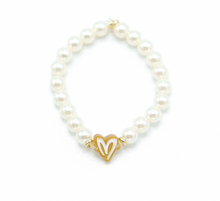 Load image into Gallery viewer, BRACCIALE MY LOVE PERLE