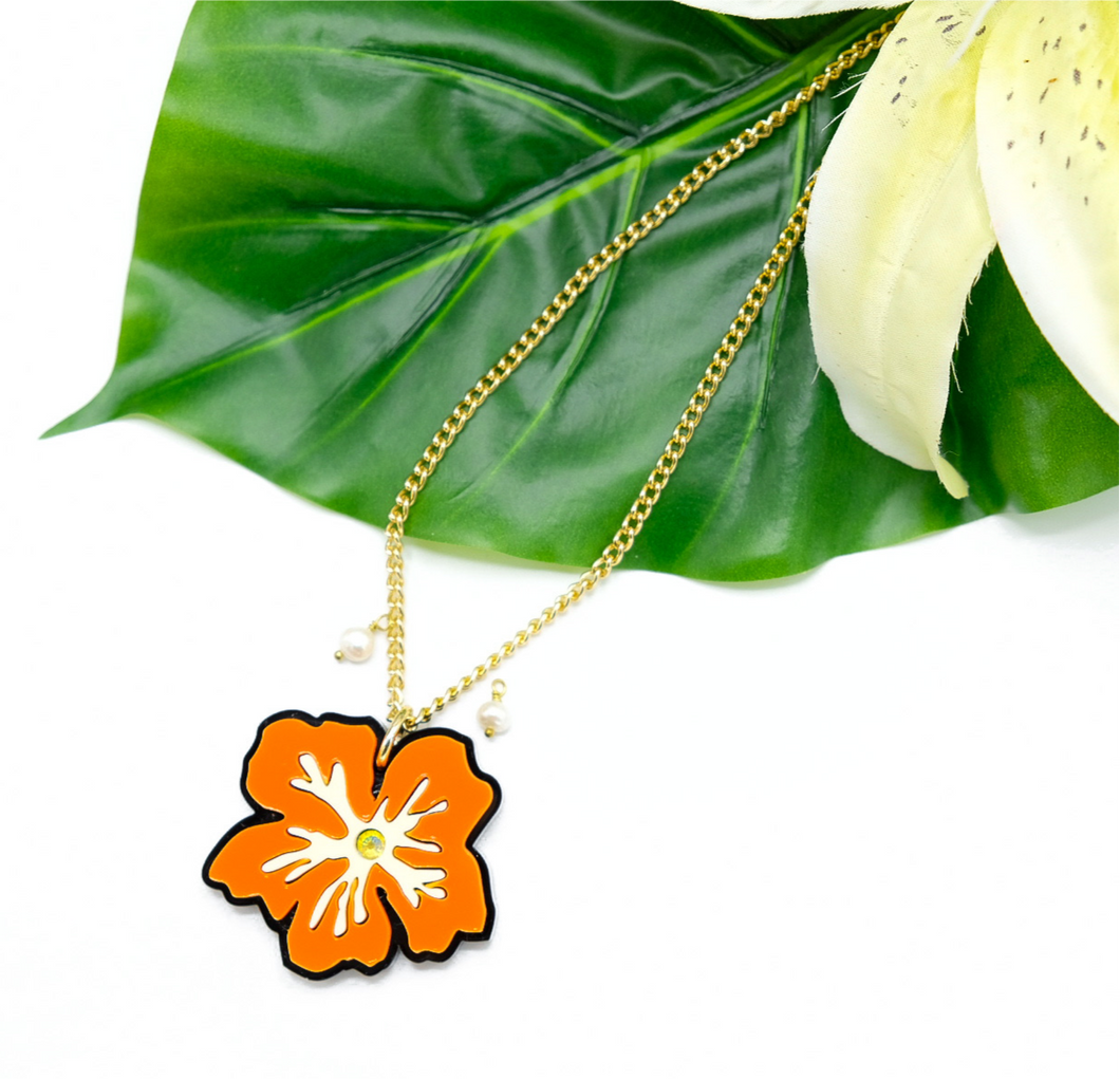 COLLANA HAWAII SMALL (+ colori) - malikaforhappypeople