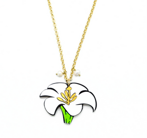 COLLANA CALLA SMALL - malikapeople