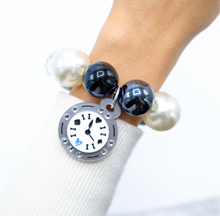 Load image into Gallery viewer, BRACCIALE OROLOGIO ARGENTO
