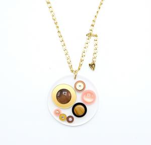 COLLANA CIRCLE LUX CANDY