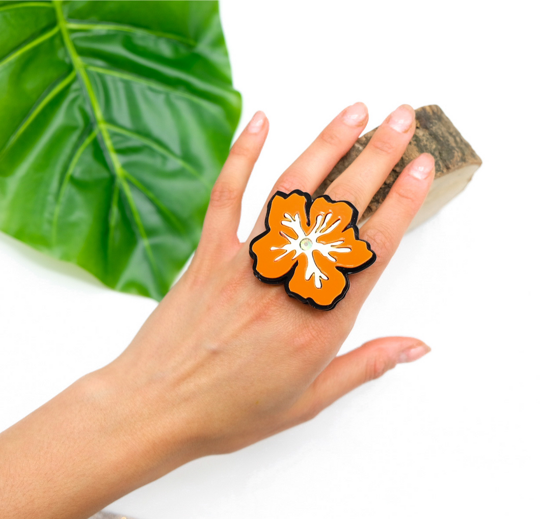 ANELLO HAWAII ORANGE - malikapeople