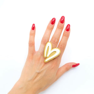 ANELLO MY LOVE GOLD