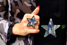 Load image into Gallery viewer, ANELLO STAR CAMOUFLAGE - malikaforhappypeople