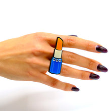 Load image into Gallery viewer, ANELLO LIPSTICK ARANCIO - malikaforhappypeople