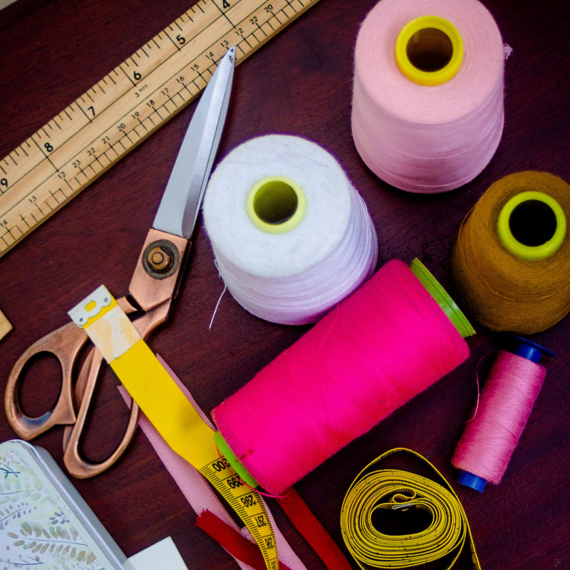 Beginner Sewing: Essential Tools
