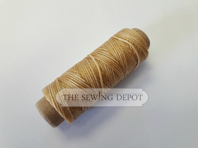 1mm Waxed Cord - 50m Roll