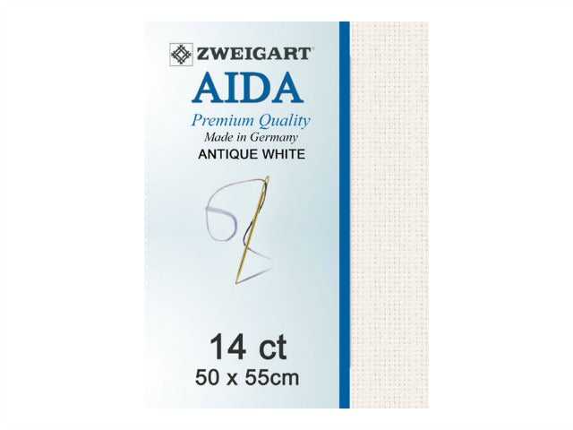 Aida Fat Quarter - 14 Count