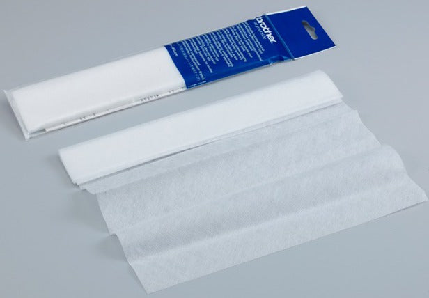 Brother Non-Woven Water Soluble Backing Material