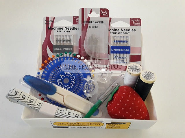 Basic Beginners Sewing Kit