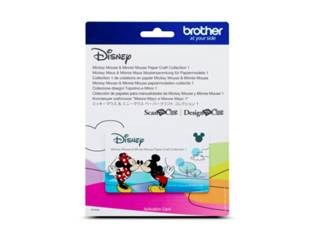 Disney Pattern Collection 1 - Mickey and Minnie