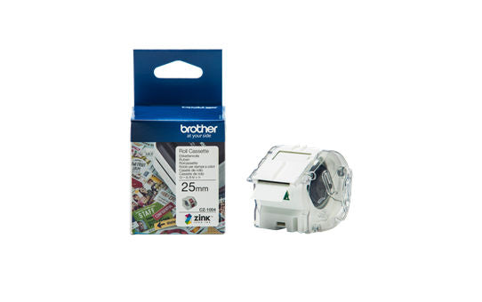 Brother Full Colour Label Roll - 25mm wide