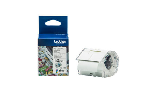 Brother Full Colour Label Roll - 50mm wide