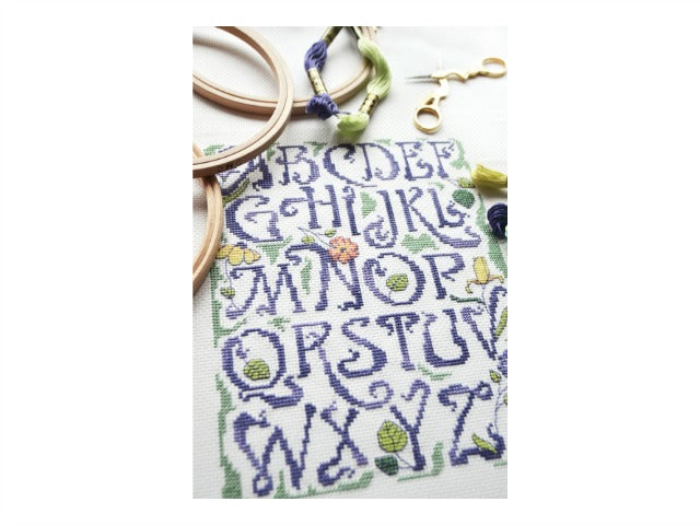 DMC Cross Stitch Pattern Book
