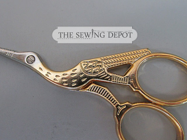 DMC Stork Embroidery Scissors