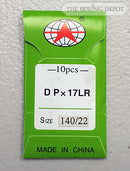DPx17 Leather Point Machine Needles