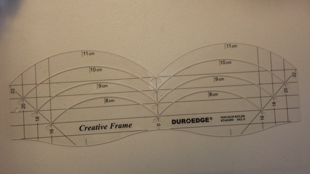Duroedge Creative Frame Ruler