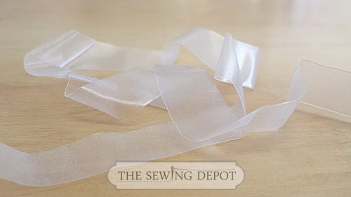 10mm Clear Elastic - By The Metre