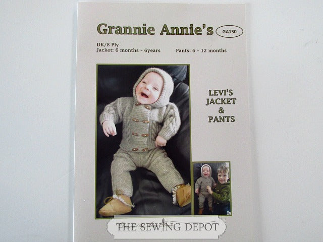 Grannie Annie's: Levi's Jacket and Pants