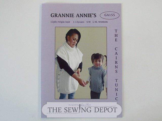 Grannie Annie's: The Cairns Tunic