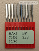 Home Sewing Machine Needles - Ball Point - Economy Pack