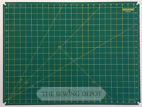 "DuroEdge Jigsaw Cutting Mat (Medium: 18"" x 24"")"