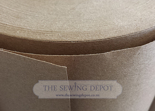 Patternmaking Kraft Paper 120gsm - 165m Roll