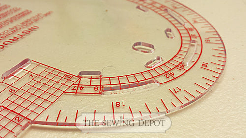 Multi-Purpose Curve Ruler