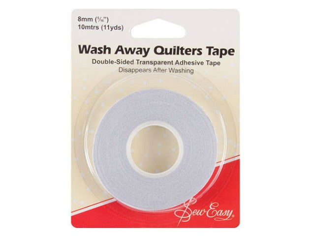 Sew Easy Wash-Away Quilters Tape